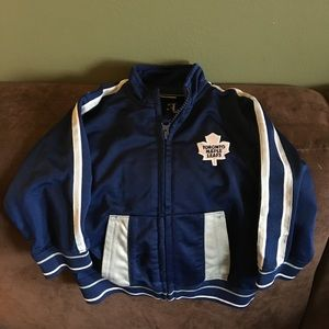 NHL Toronto Maple Leafs Jacket 18M